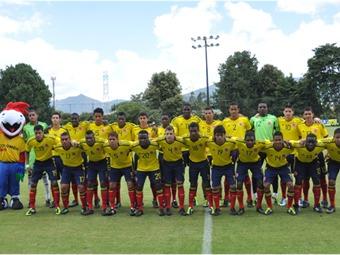Comenzó nuevo microciclo de preparación de la Selección Colombia de fútbol sub-20