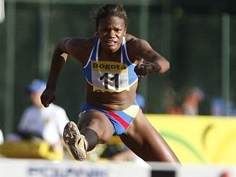 Brigitte Merlano obtuvo primer oro colombiano en Suramericano de Atletismo