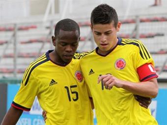 Colombia jugará ante Francia la final del Esperanzas de Toulón