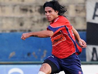 El delantero paraguayo Guillermo Beltrán es nuevo refuerzo del Once Caldas