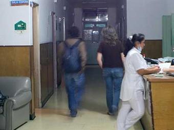 Hospital del Valle de Tenza en paro por falta de pago a sus trabajadores