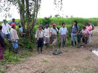 A interrogatorio 23 personas por despojo de tierras en los Montes de María