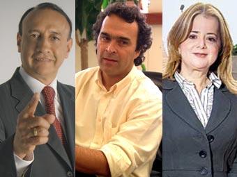 Estos son los nuevos alcaldes y gobernadores del país