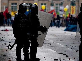 Siguen las protestas luego de elecciones
