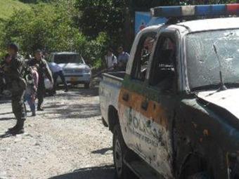 Ataque contra patrulla antinarcóticos en el Bajo Cauca Antioqueño