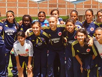 La Sub-17 femenina de Colombia venció 2-1 a Venezuela en el Suramericano de Bolivia