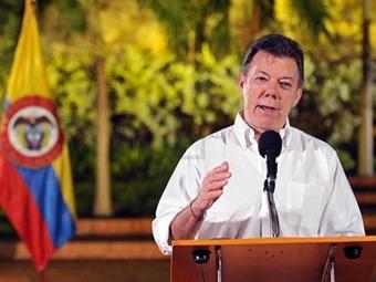 Los 33 guerrilleros muertos en Arauca participaron en la masacre de jóvenes uniformados el pasado sábado: Santos