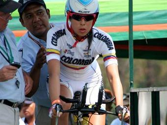 Jessica Parra ganó medalla de oro en la CRI