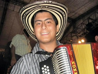 Fernando Rangel es el Rey Vallenato 2012