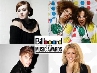Adele triunfó en los premios Billboard con doce galardones