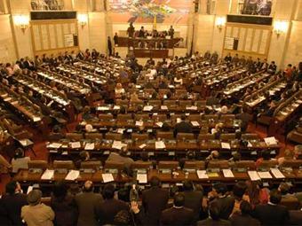 Plenaria del Senado aplaza votación final del marco legal para la paz
