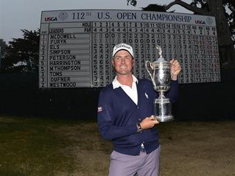 El US Open no fue para los favoritos, fue para Webb Simpson