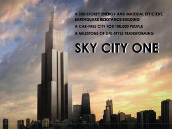 En China se construirá el edificio más alto del mundo superando al Burj Khalifa