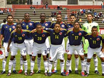 Colombia avanzó a la final de la Copa de Naciones Sub-15