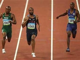 Gatlin y Gay clasifican para los 100m de los Juegos de Londres-2012