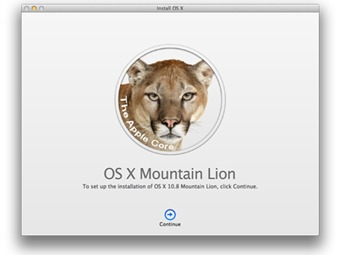Apple - Mountain Lion Disponible en julio en la Mac App Store