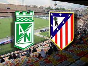 Quedó confirmado el amistoso entre Atlético Nacional y Atlético de Madrid