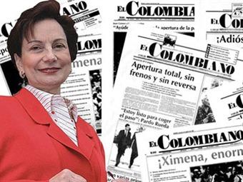 Se retiró Ana Mercedes Gómez de la dirección de El Colombiano, de Medellín