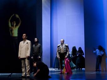 Ópera contemporánea 'Ainadamar' sobre García Lorca se estrena en Bogotá