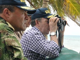 Santos defendió la soberanía colombiana sobre San Andrés y Providencia