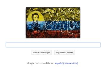 Google hace homenaje a los 202 años del grito de independencia