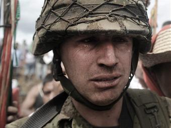 Uno no puede ser humillado delante de una Nación, pero hay que pasar la página: sargento Rodrigo García