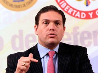 Ministro de Defensa asegura que las guerrillas no estaban acabadas al comienzo de este gobierno