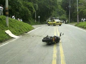 En Riohacha muere joven en accidente de tránsito