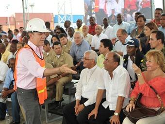 Santos destacará que más de la mitad de los proyectos de vivienda de su gobierno, son de interés social