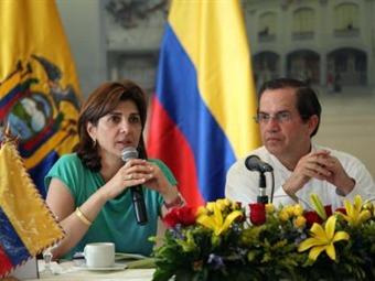 Colombia y Ecuador 'relanzarán' relaciones para fortalecerlas