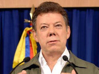 El presidente Santos no contempla cambios en su gabinete
