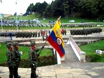 Más de 11 mil hombres custodiarán ceremonia militar del 7 de agosto en el Puente de Boyacá