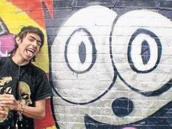 A versión libre patrullero implicado en la muerte de grafitero, Diego Felipe Becerra