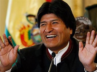 Polémica en Bolivia porque la hija de una ministra estaría embarazada de Evo Morales