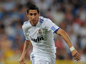 Di María renueva con el Real Madrid hasta 2018