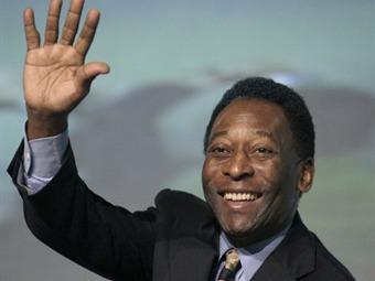 Pelé recibió un título honorífico por sus labores humanitarias