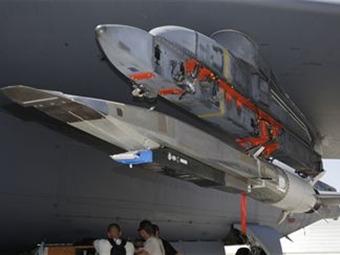 Avión hipersónico falla en vuelo de prueba