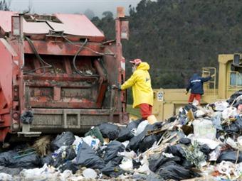 Incierto futuro del servicio de aseo en Bogotá