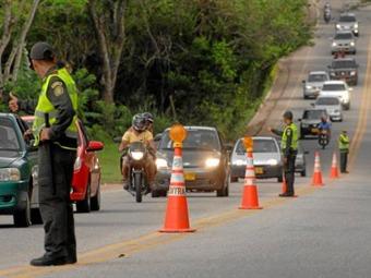 Listos operativos de movilidad para el puente festivo