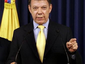 Santos descarta ruptura en relaciones Gobierno-Congreso