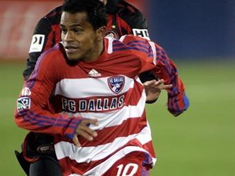 David Ferreira marcó el gol de la victoria para el FC Dallas