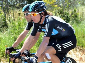 Urán se ubica cuarto en la general tras sexta etapa de la Vuelta a España