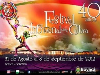 Comienza el 40º Festival Internacional de la Cultura en Boyacá