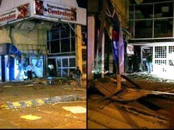 Explosión deja solo daños materiales en Armenia, Quindío