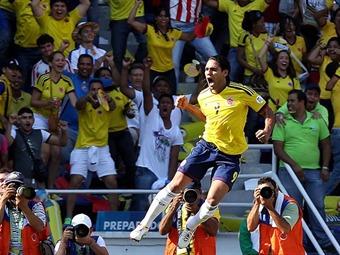 Así quién no se enamora de Colombia: ¡Goleó 4-0 a Uruguay!