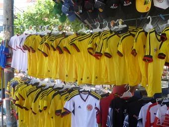 Barranquilla vibra con la Selección Colombia en las Eliminatorias