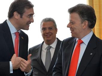 Colombia está construyendo su futuro económico y genera confianza de inversión: Primer Ministro portugués