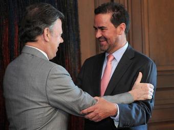 Presidente se opuso a que Banco Agrario entregara dinero a Interbolsa