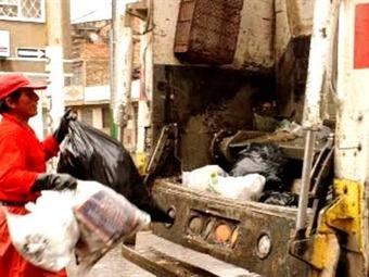 Alcaldía asegura que servicio de recolección de basuras se normalizará este viernes