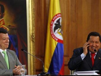 Santos habló con Maduro sobre salud de Chávez y confirmó asistencia a posesión